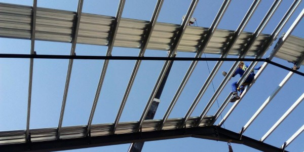 Roof Sheeting and Cladding Service